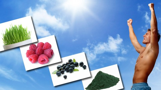 Herbal pulver